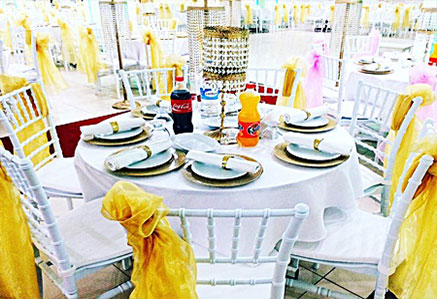 yemekli salon