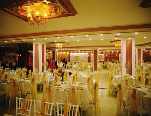 Beş Yıldızlı Dragos Düğün Salonları